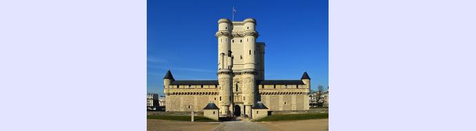 Visite du Chateau de Vincennes le 16 mai 2019