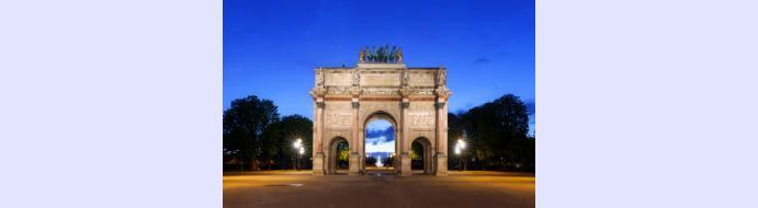 Visite au jardin des Tuileries le 14 octobre 2021 après-midi