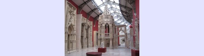 Visite de la Cité du Patrimoine et de l'Architecture le jeudi 16 mars 2017