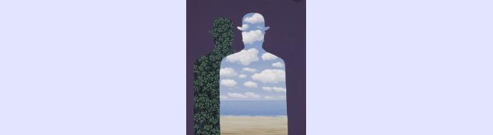 Visite de l'exposition Magritte à Beaubourg le 16 novembre 2016