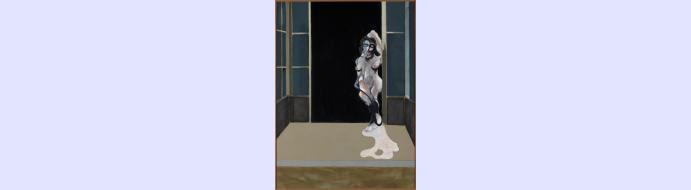 Exposition Bacon au Centre Pompidou le 24 occtobre 2019